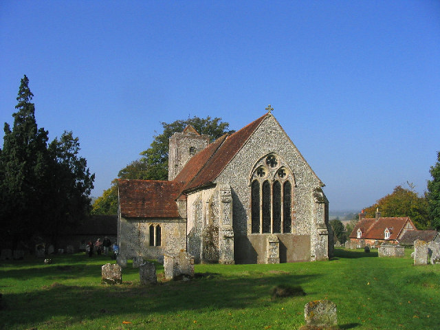 Parish Church, Chalton