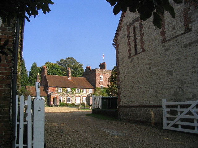 The Manor House, Buriton