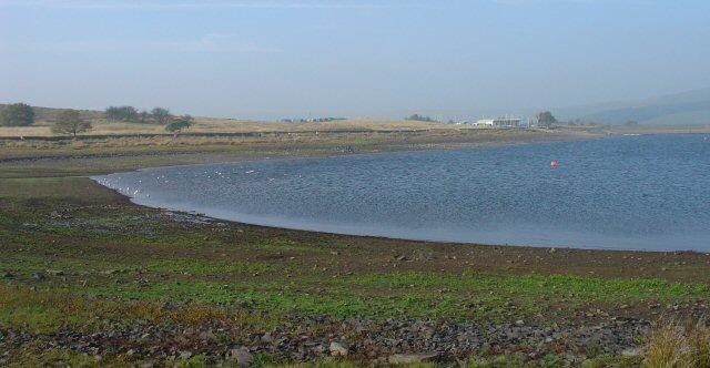 Clowbridge Reservoir, Lancashire