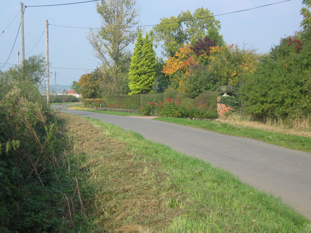Pasture Lane, near Hose, Vale of Belvoir