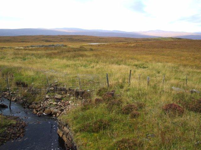 Looking towards Loch an Fhreiceadain