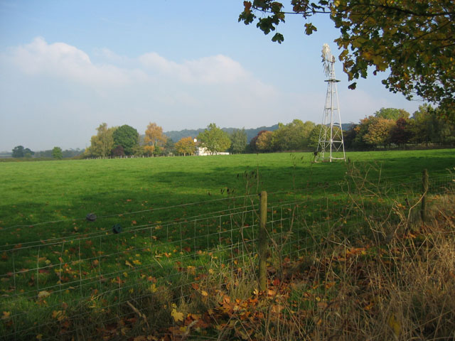 Brock Hill Farm, near Hose, Vale of Belvoir