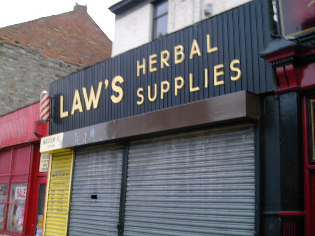 Law's Herbal Supplies