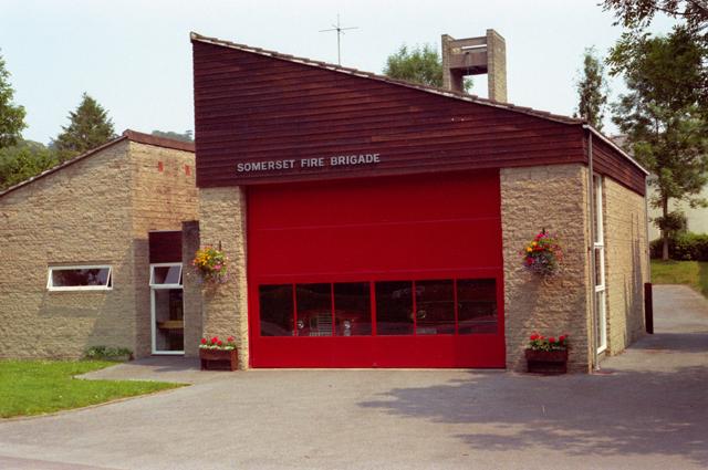 Dulverton Fire Station