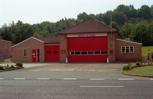 Minehead Fire Station