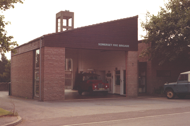 Nether Stowey Fire Station