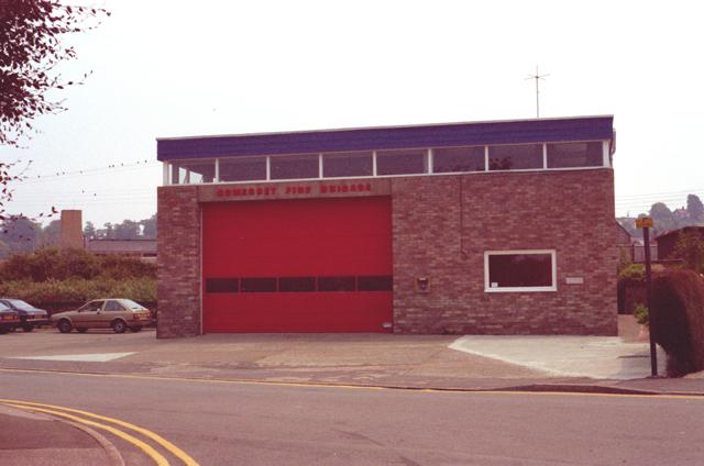 Porlock Fire Station