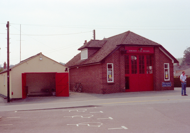 Williton Old Fire Station