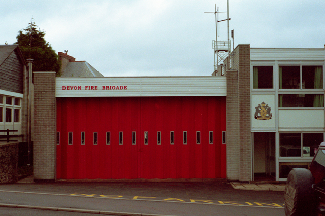 Lynton Fire Station