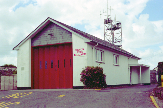 Torrington Fire Station