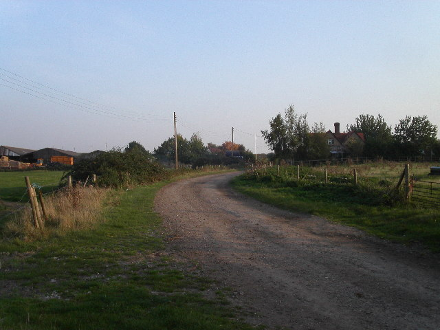Farm at Ardington Wick