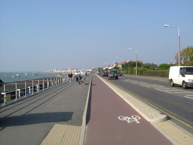 Cycle Path to Southend