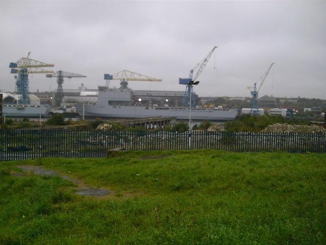Cross-Tyne Industry