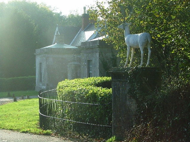 Stag Lodge, Saltram