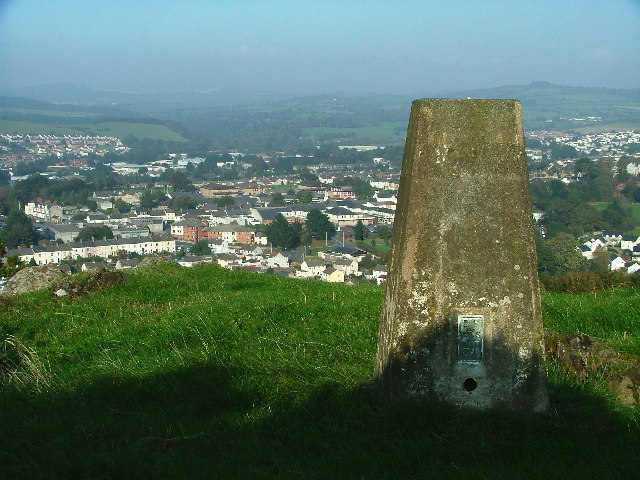 Dorsmouth Rock Trig. Pillar