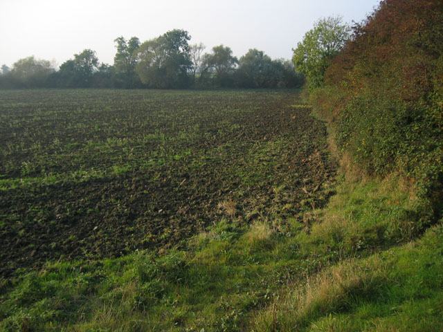 Farmland near Plungar