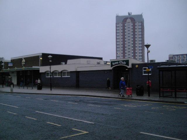 Hebburn Iona Club