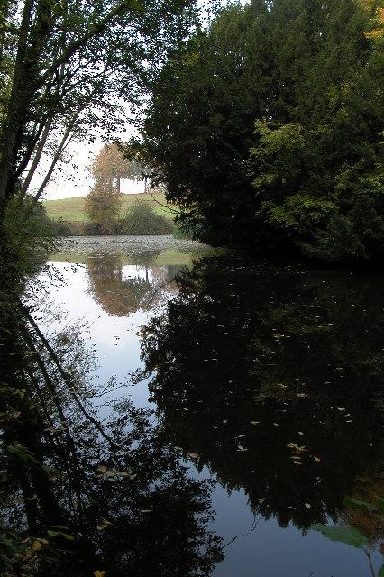 Moat at Ashperton