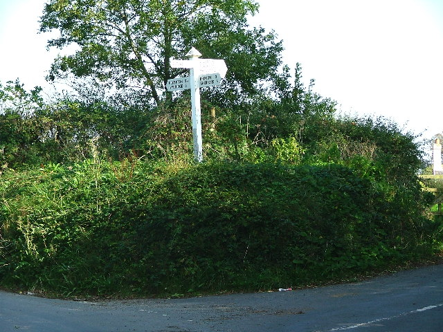 Wiverton Crossroads, Sherford Valley