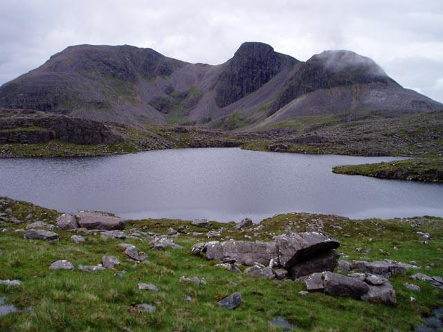 Loch a' Bhealaich Mhoir