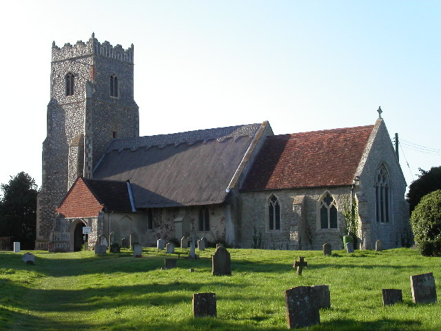 St Botolph's Church, Iken