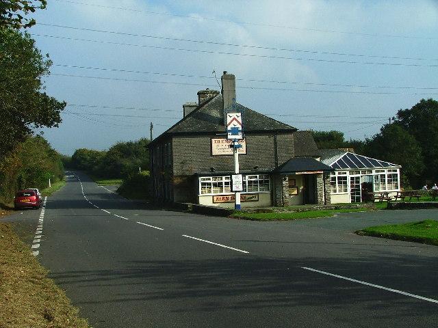 Lyneham Inn, near Plympton
