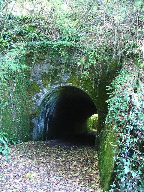 Railway Tunnel/Footpath, Brixton-Brixton Torr