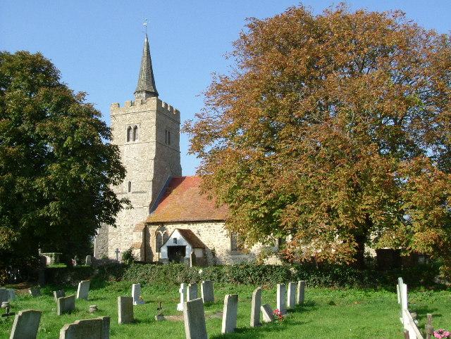 All Saints Church Barling
