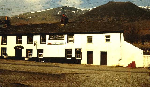 The Horse and Farrier Inn