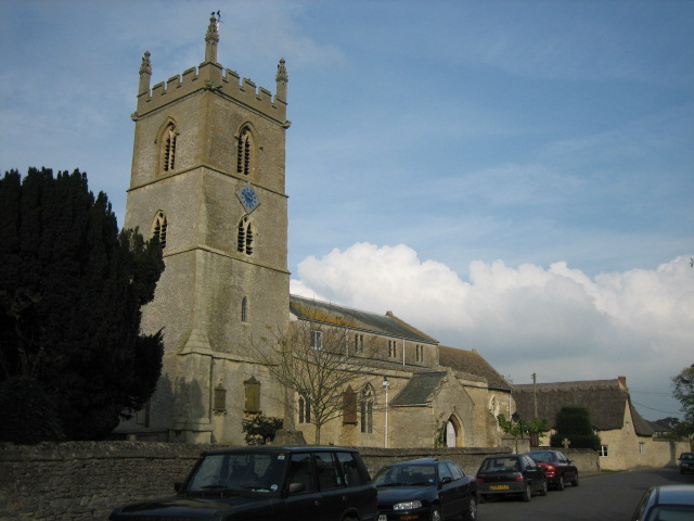 Church of St Mary, Charlton on Otmoor