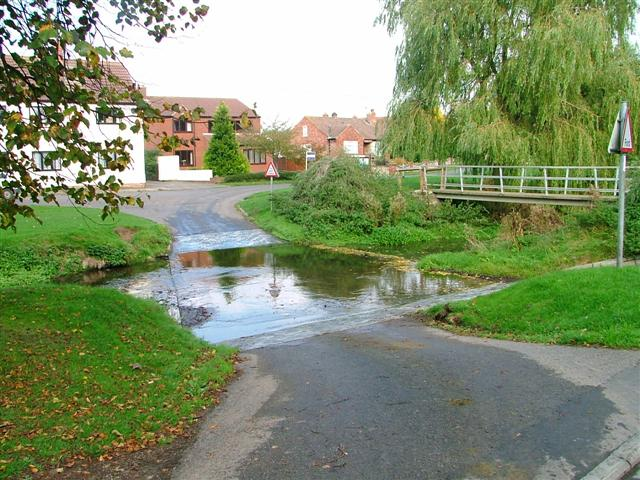 Ford, Brompton Beck