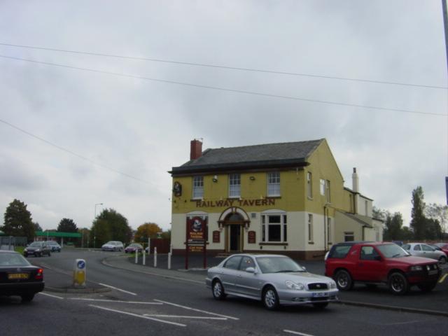 The Railway Tavern, Blaguegate