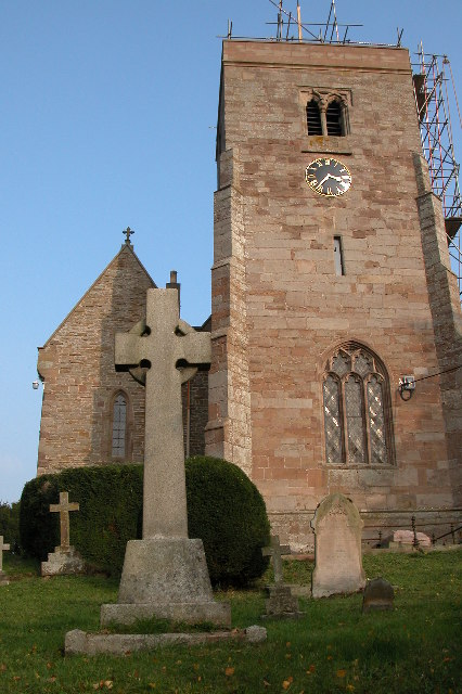 Tarrington Church