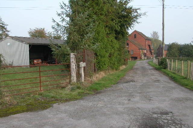 Sparchell Farm, Tarrington