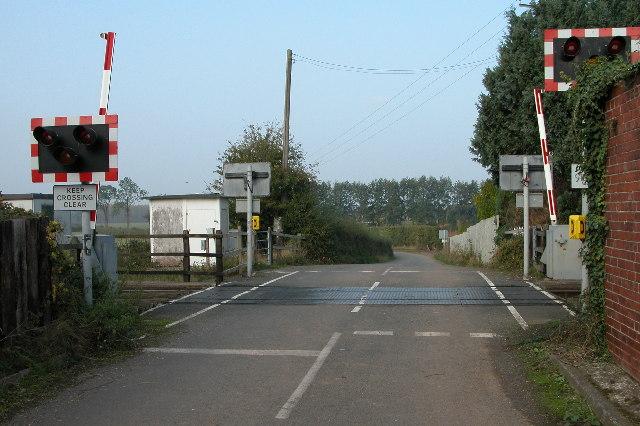 Level Crossing at Tarrington