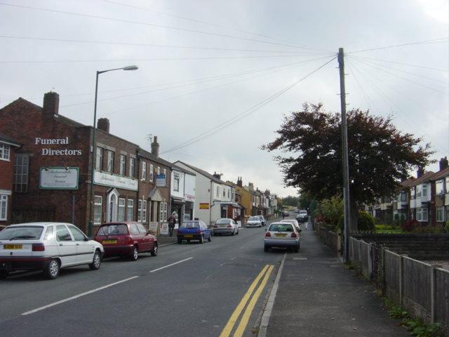 Sandy Lane, Old Skelmersdale