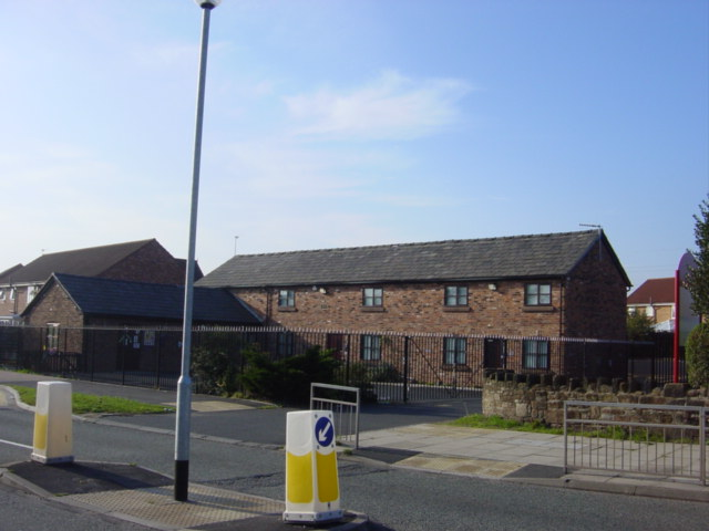 """The Barn""  Shevington's Lane, Kirkby"