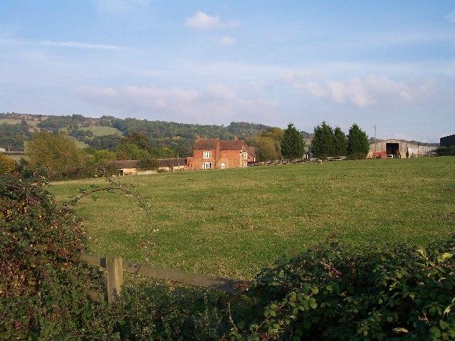 Rectory Farm, Bredon's Norton