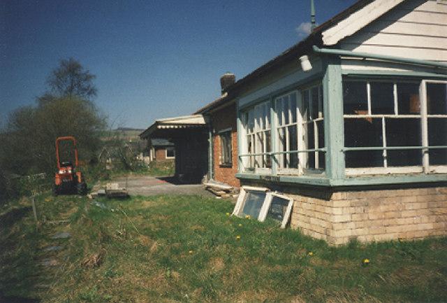 Frongoch station, Nr Bala, Gwynedd
