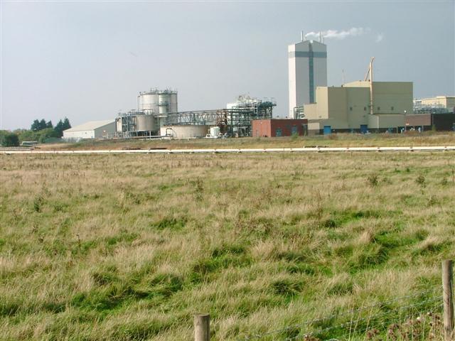 Avecia Marlow Foods Belasis Plant