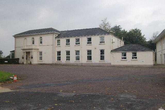 Knowle House, Devon Fire & Rescue Service HQ