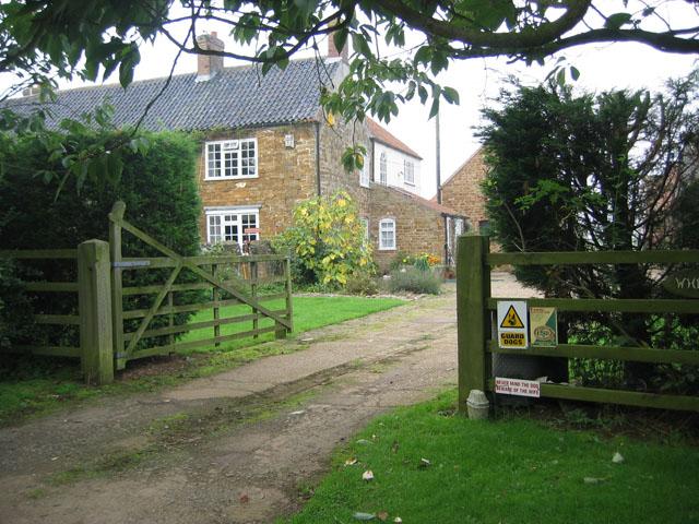 White Lodge, Green Lane near Eastwell