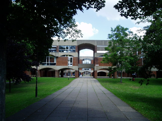 University of Sussex Falmer House