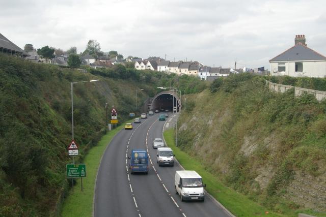 Saltash Tunnel (East Portal)