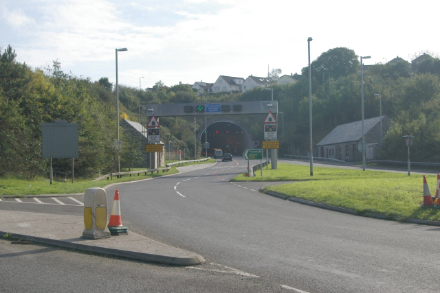 Saltash Tunnel (West Portal)