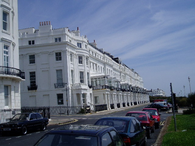 Chichester Terrace, Brighton
