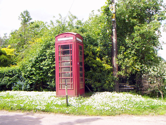 Burnham - Phone Box