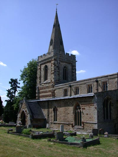 St Mary's Church, Little Addington