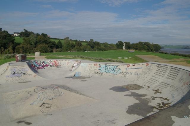 Skate Park, Saltmill, Saltash