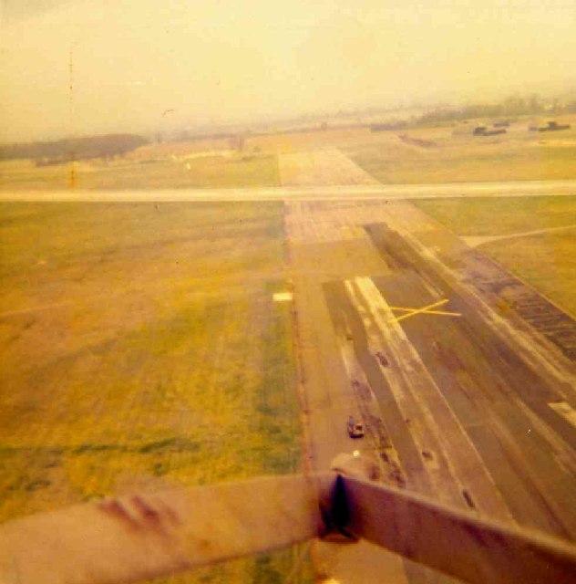 RAF Wethersfield Runway
